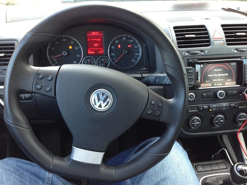 ST GTI Wheel
