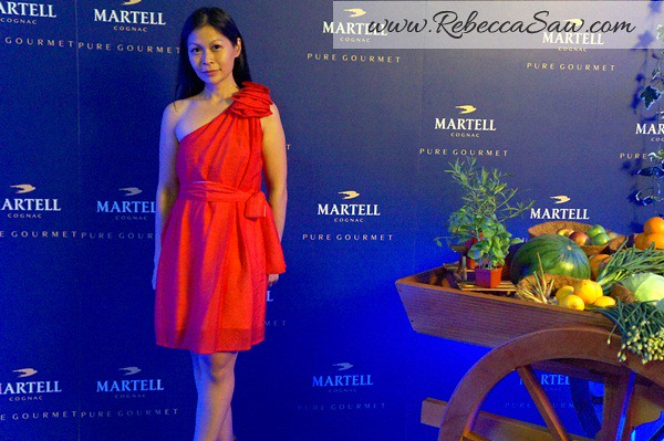 Martell Pure Gourmet Dinner - Chef Emmaneul Stroobant 011