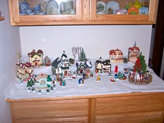 Dec 5, 2012 Christmas Village
