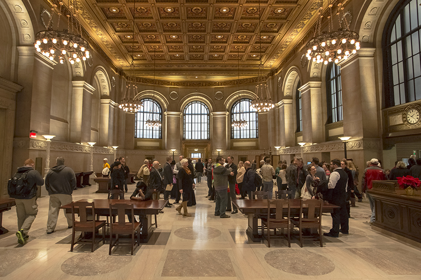St. Louis Central Library Reopening 20