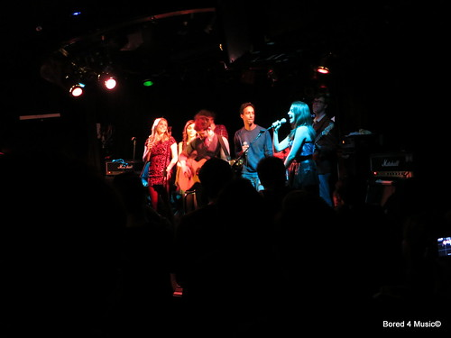 The Girls, Jones St. Station, & Jared Lee @ The Viper Room [12/14/12]