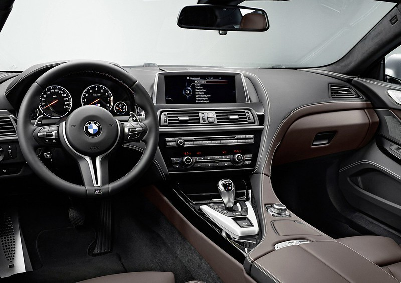 2013 m6 gran coupe steering wheel interior dashboard
