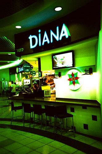 Diana by LC+A+ by Roni G