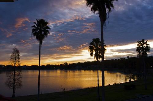 sunset sunrise raw floridasunrise lakemorton floridasunset lakelandflorida iphotoedited