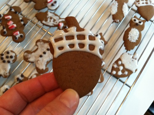 Gingerbread Acorn