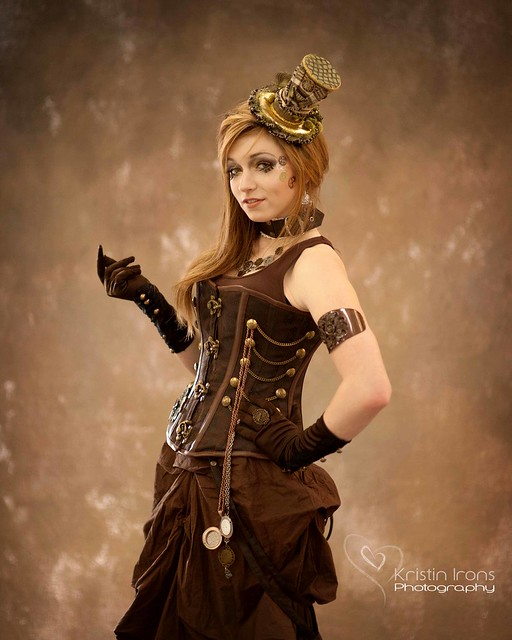 Steampunk Mistress