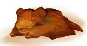 烤壞掉的呆呆獸餅乾 x5 (18/12/2012)