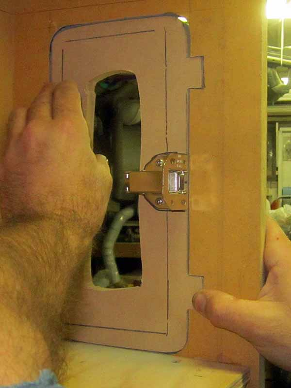 JIC Door Hinges