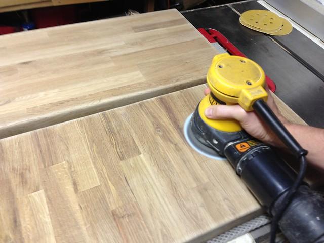 Creating A Cutting Board From Butcher Block Scrap Old