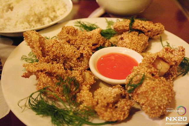 little hanoi fried squid