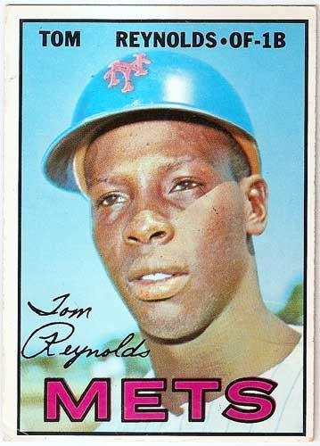 1967 Topps Tom Reynolds