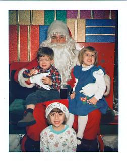 Christmas with Santa — 1996
