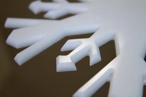 CNC Snowflakes 12