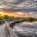 Everglades National Park, Anhinga Trail HDR by Brandon Kopp
