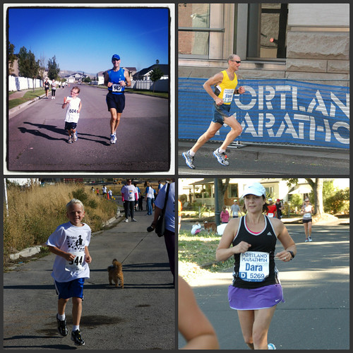 Running Collage