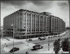 Groothandelsgebouw jaren 60