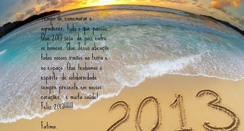 Feliz 2013 by fatimalt