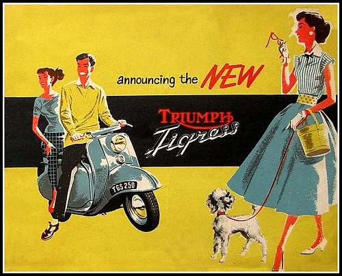 1963Triumph Tigress by bullittmcqueen