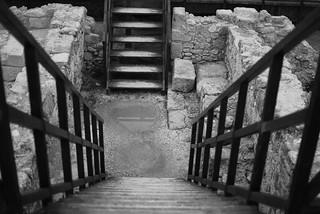Entrance to ruin