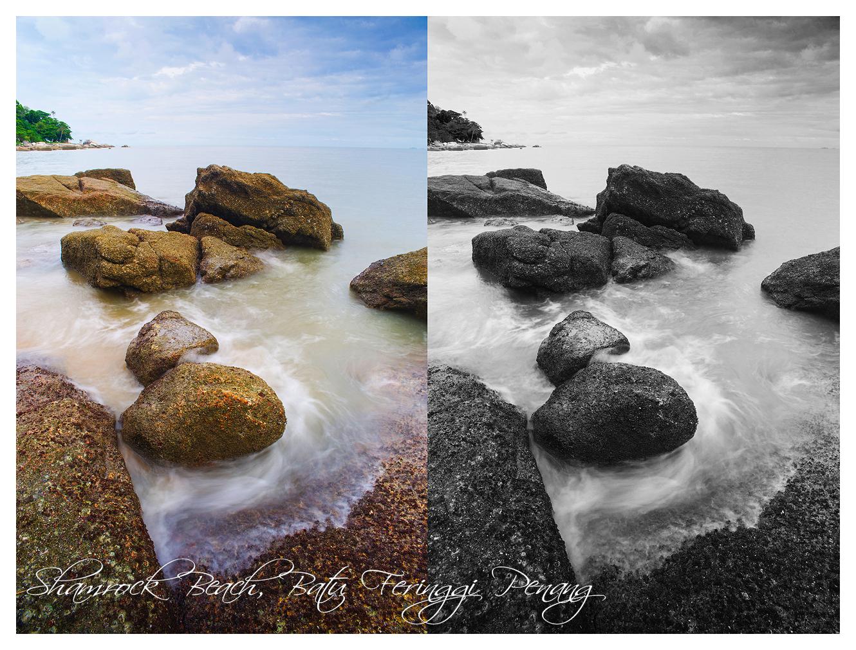 Shamrock Beach, penang