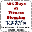 365 Days of Fitness Blogging