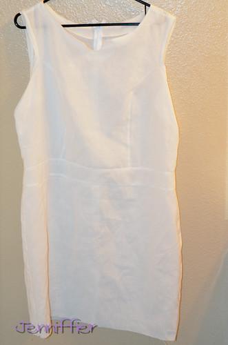 muslin rebecca dress