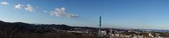 from Mt.Kinugasa-yama