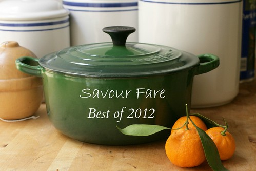 Best of 2012 Savour Fare