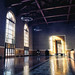 Golden hour- L.A. Union station by WildCAught1