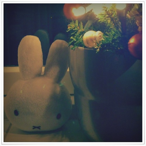 Kerst traan by edufloortje