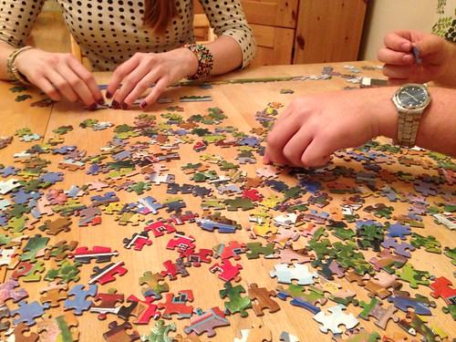 puzzle on nye