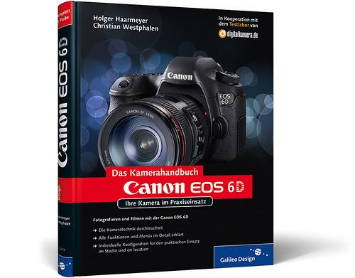 Canon EOS 6D Das Kamerahandbuch