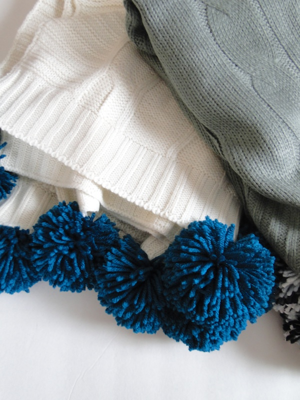 Tried That: MS Pom Pom Blankets