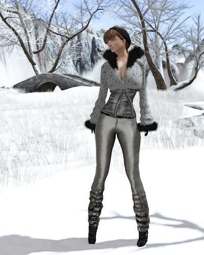 LIV Glam Zenshi je t aime Silver by Miss Laylah Lecker