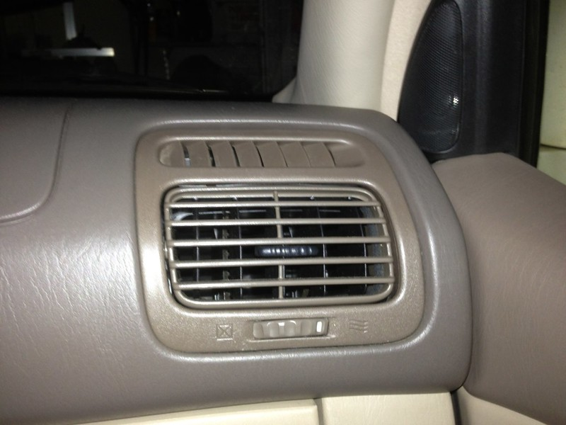 East Bay Tire >> A/C Register/Vent Removal | IH8MUD Forum