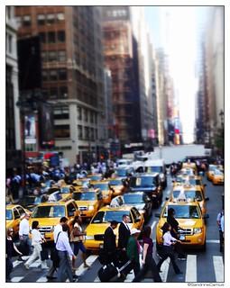 NYC - Août 012 #pietons #souvenirs