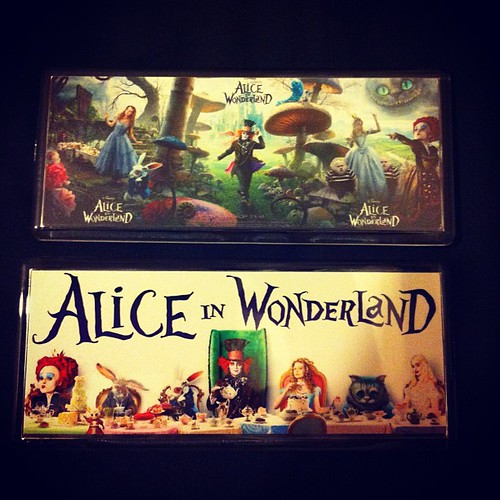 Wonderland Friends