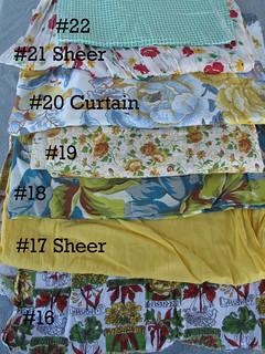 Vintage Fabrics #4