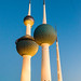 Kuwait Towers by CamelKW