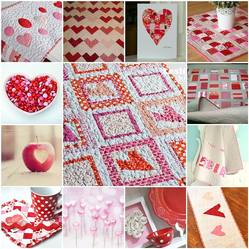 PS Love Day swap inspiration by Sew Peachey