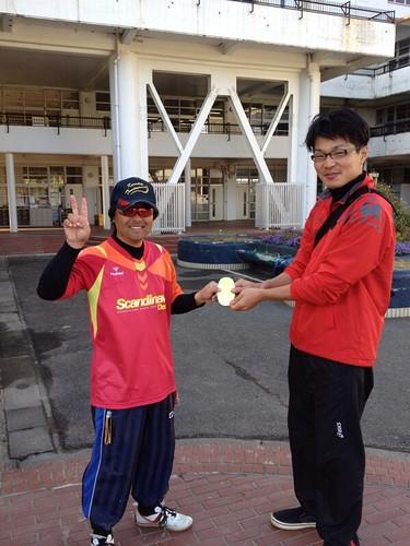 大阪ペタンクトーナメント2012 総合優勝