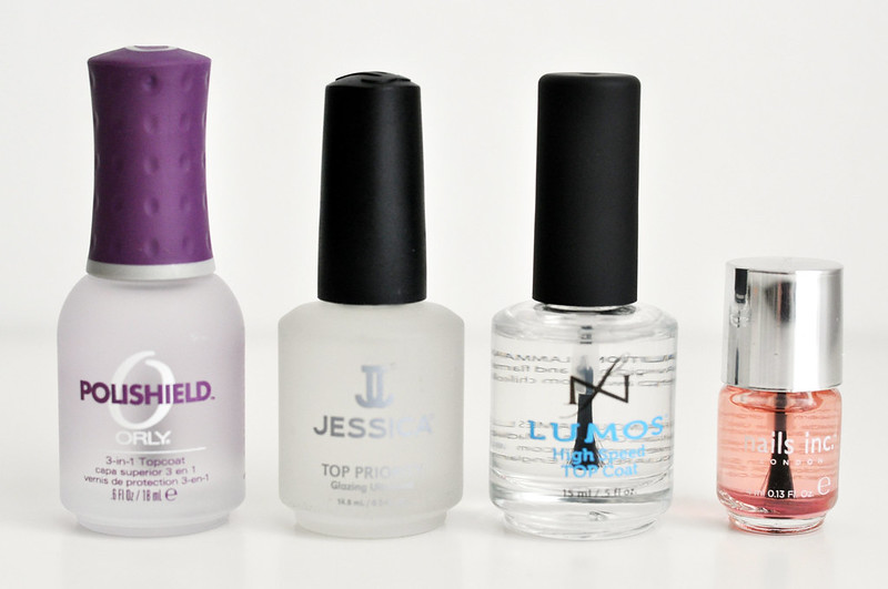 base coat top coat round up 002 nail polish 2