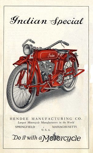 1922 Indian Special by bullittmcqueen