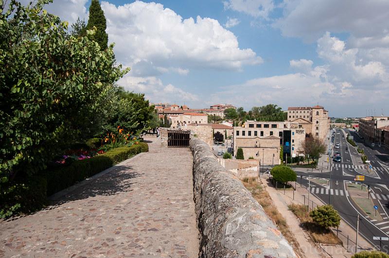 El huerto de Calixto y Melibea en Salamanca