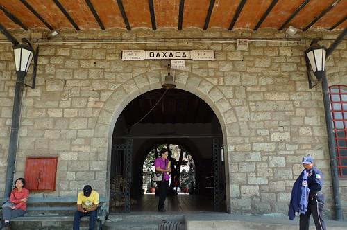 Station - Oaxaca, Mexcio