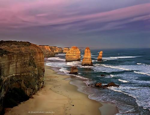 sunset summer beach australia victoria 12apostles portcampbell nikond700 nikon2470mm28 jesuscmsfavoritesgallery photoartimages