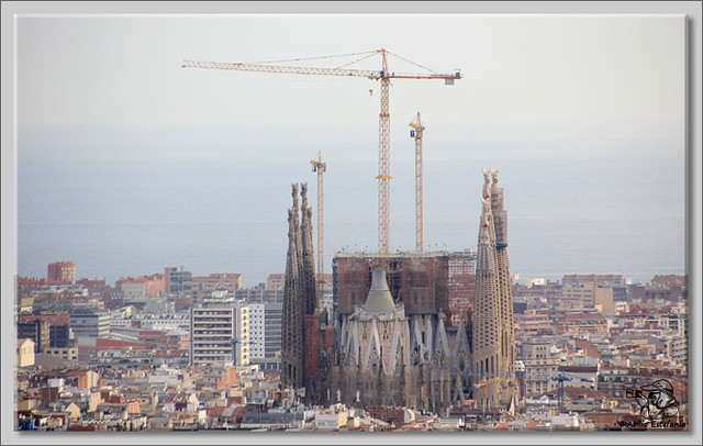 17 Park Güell de Barcelona