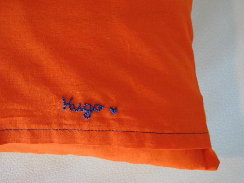 Almofada do Hugo