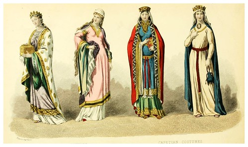 002- The history of fashion in France…1882-Augustin Challamel