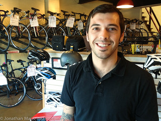 Adam from First City Cycles